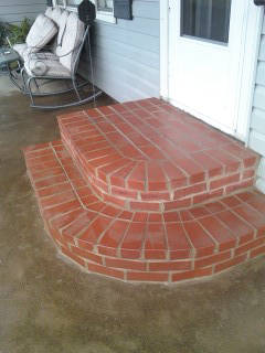ohio concrete step repair